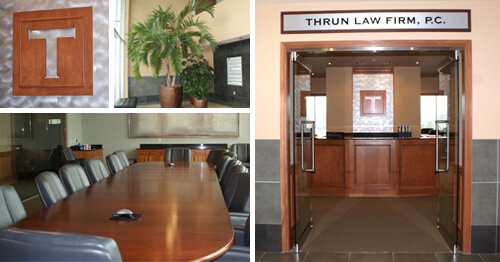 Thrun Law Office Pictures Collage